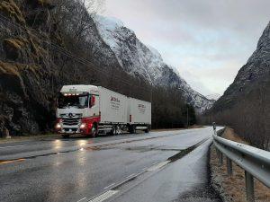 Internationale verhuizing naar Scandinavië
